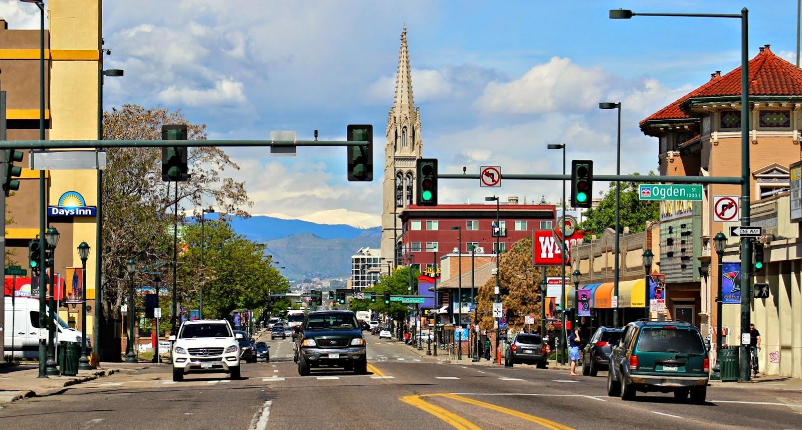 50 after 40: 2015 Denver Colfax Marathon Review