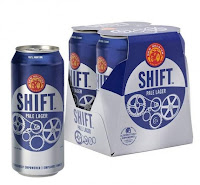 Shift Pale Lager