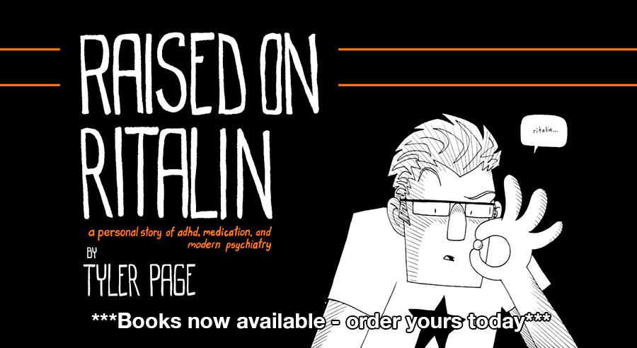 Raised on Ritalin - A Personal Story of ADHD, Medication, and Modern Psychiatry