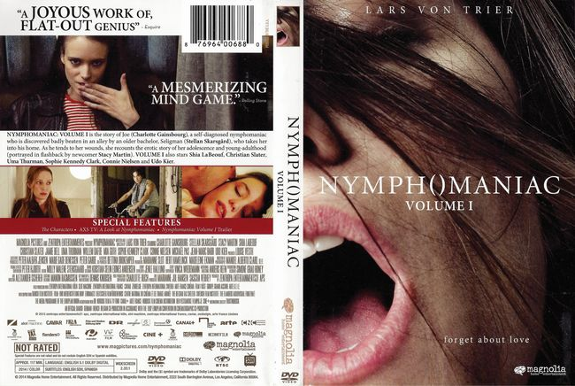 Nymphomaniac Volume I – Latino