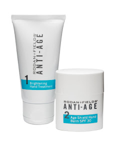 Anti-Age Hand Treatment Regimen