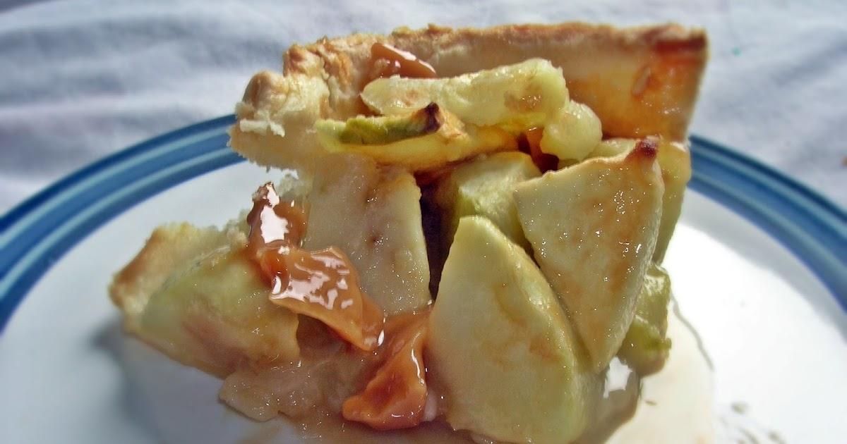 Cake Of The Week: Apple Fudge Tart (Official Caramel Apple Slice ...