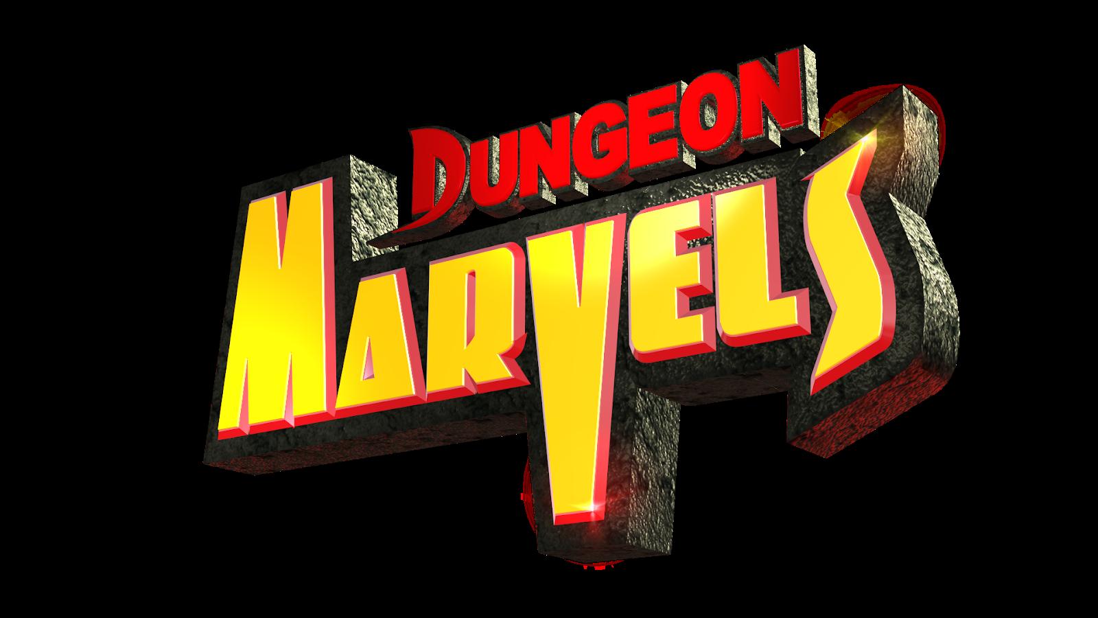 Tiendas Mecenas: Dungeon Marvels