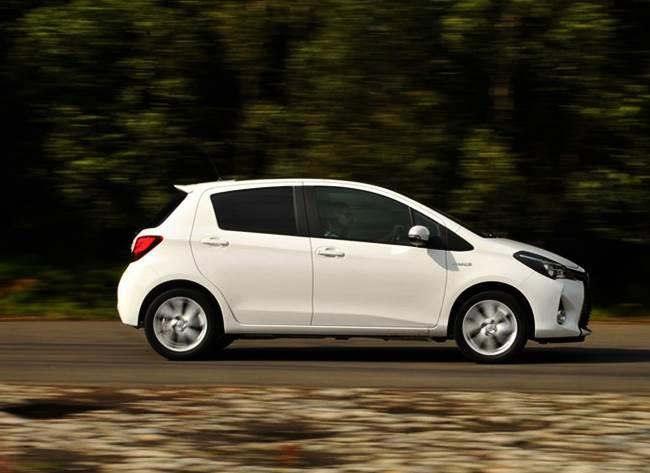 Toyota Yaris Hatchback 1.33 VVT-i Review