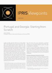 """Paulo Gorjão, """"Portugal and Georgia: Starting from Scratch"""" (CLICAR na imagem)."""
