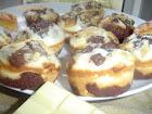 Muffins aux Deux Chocolats et Fromage à la crème, une spécialité Nord-Américaine!