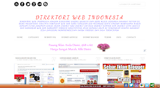Website Submit Galery Weblog Indonesia