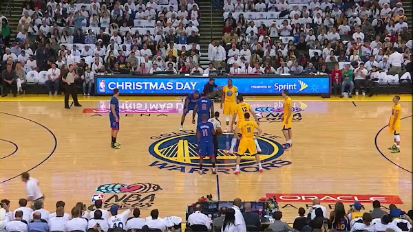 Download NBA Christmas Day Los Angeles Clippers vs Golden State Warriors Full Game HD