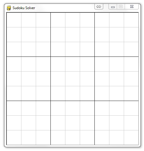 Drawing Lines With Tkinter : Trevor appleton guide to creating a sudoku solver using