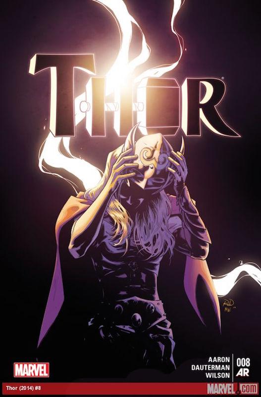 Thor #8 By Jason Aaron, Russell Dauterman, Matthew Wilson, Joe Sabino, Mike Mayhew.