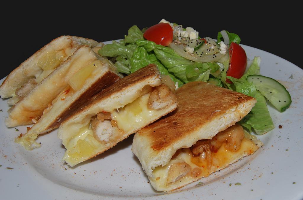 Home food gardens - Sandwiches Burgers