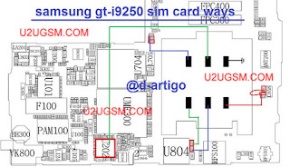 Galaxy Nexus I9250 Insert Sim problem solution