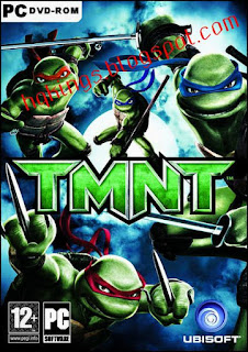 Teenage Mutant Ninja Turtles PC Game Full