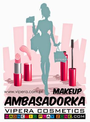 Ambasadorka Vipera Cosmetics
