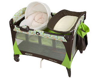 Graco Newborn Napper Pack n Play Play Yard