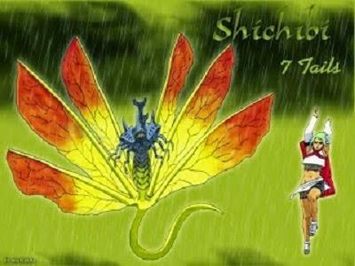 Lucky 7 Choumei (Shichibi) si Ekor 7