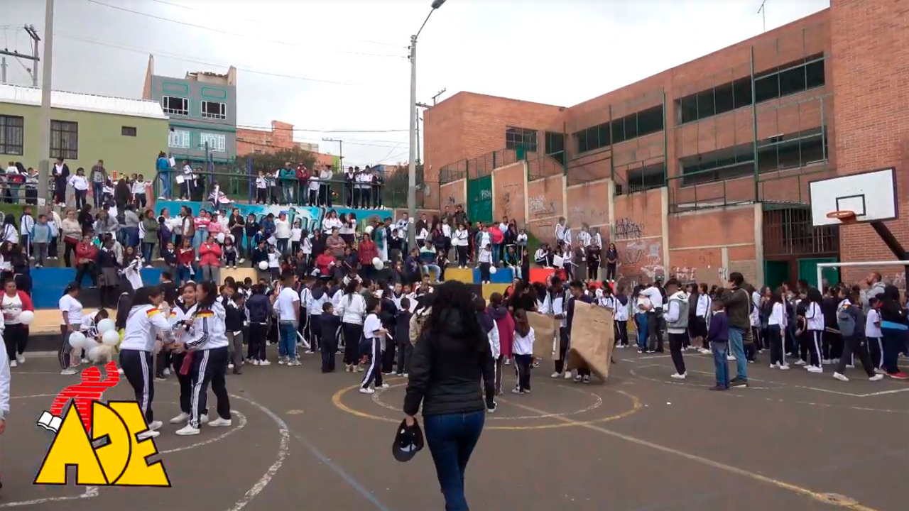Comunidad educativa del Paraíso Mirador rechaza amenazas contra personal de la institución