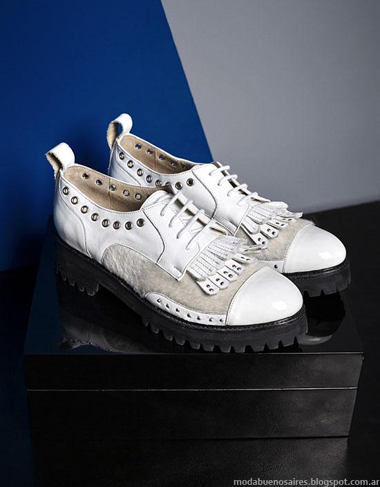 Moda zapatos invierno 2015 Kosiuko.