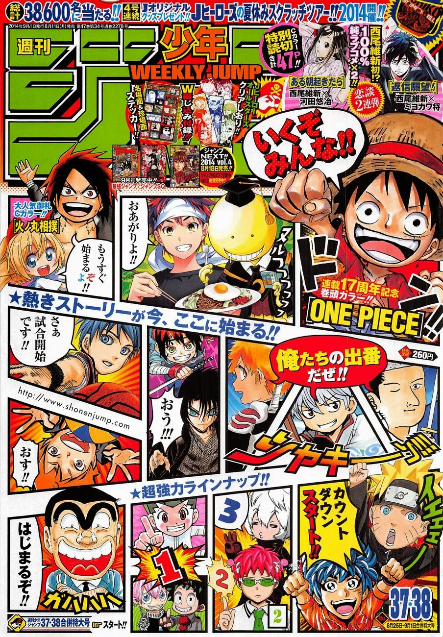 Naruto 688 Mangá Colorido leitura online
