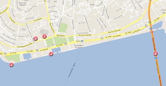 Ruta por Lisboa, día 2