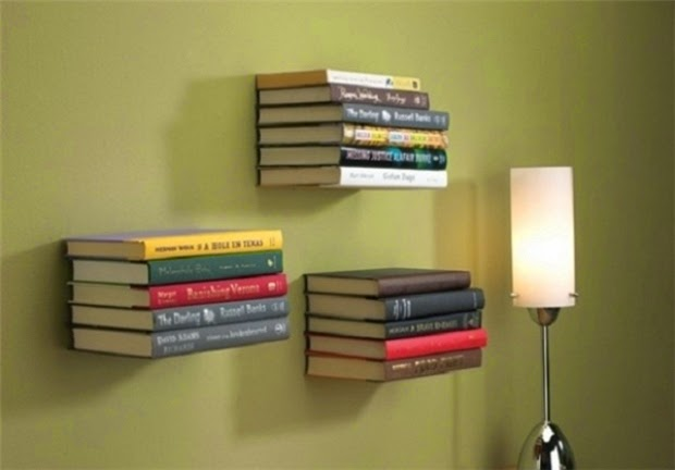 Unique And Unconventional Bookshelf Designs