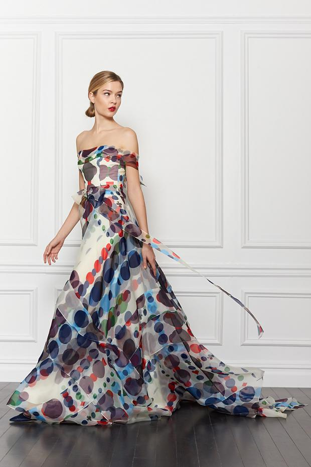 Fashion Runway | Carolina Herrera Pre-Autumn Fall 2013