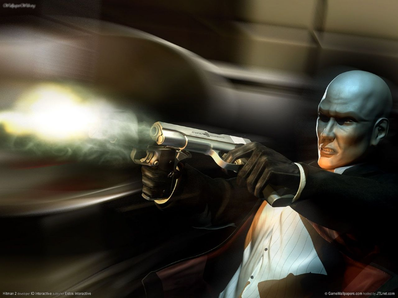Hitman HD & Widescreen Wallpaper 0.9023570813324