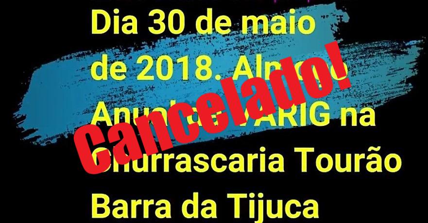 30 de maio, 12h00: Rio de Janeiro