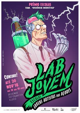 LABJOVEM - Concurso de Jovens Artistas dos Açores