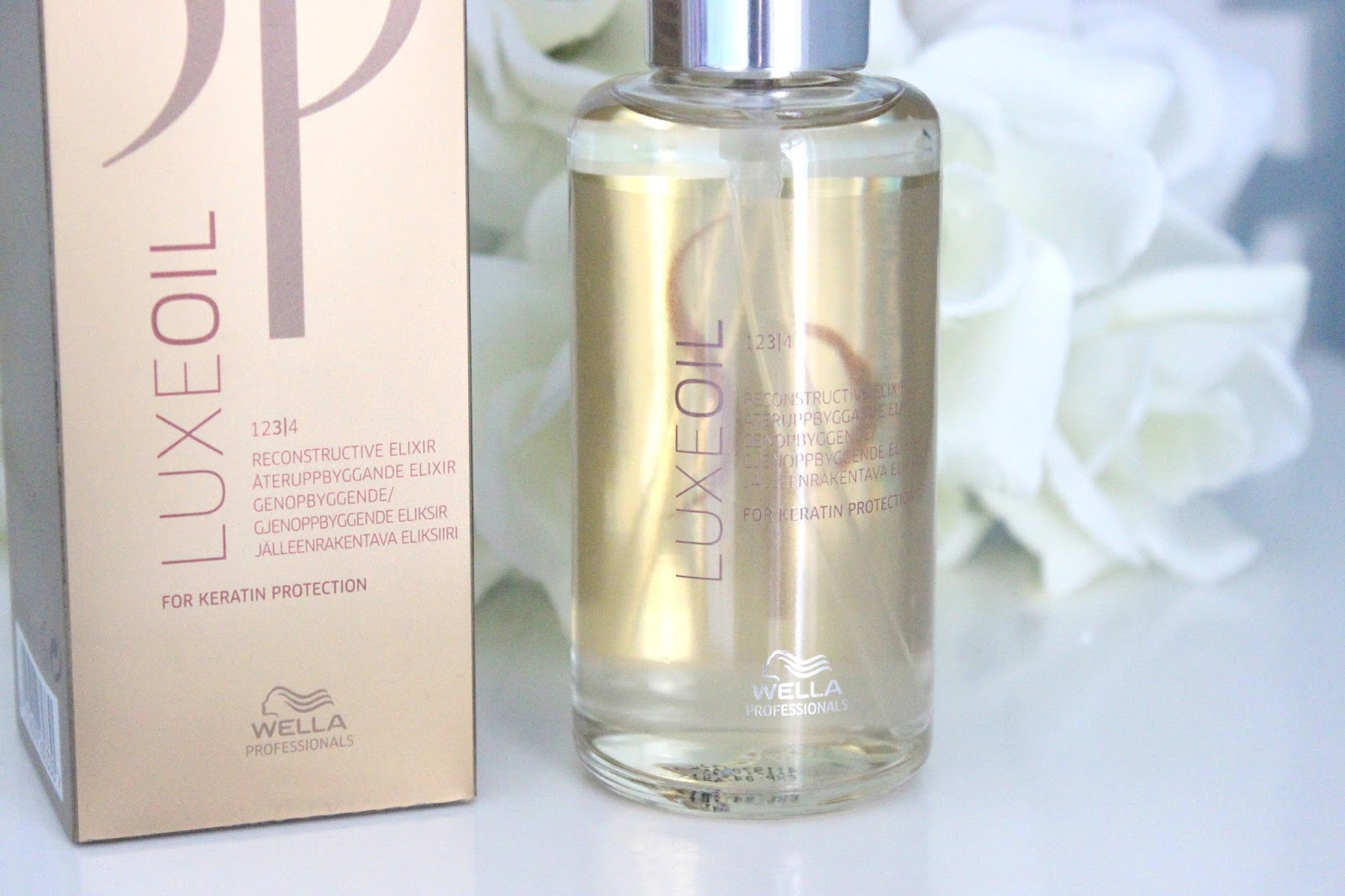 Wella Hair Oil Review Luxe