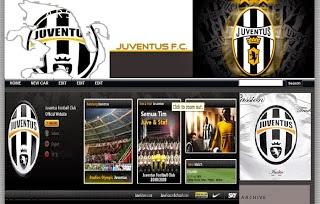 Juventus Blogger Template