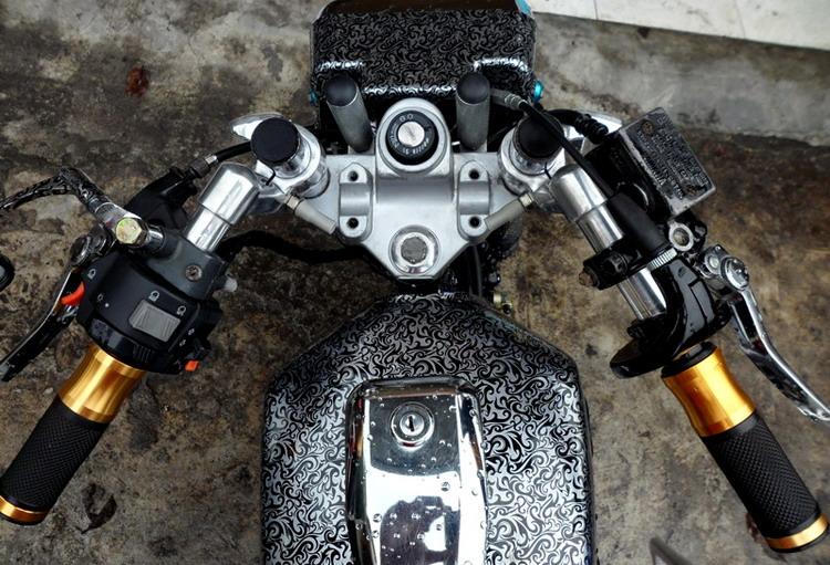 Modif Motor Rx King Kobra