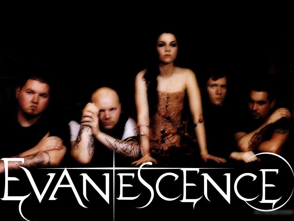 Rock Artist Biography Evanescence Biography