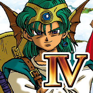 DRAGON QUEST IV APK Data