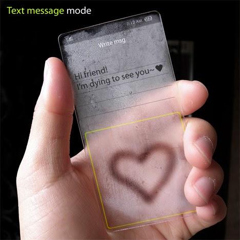 The Window Phone Desain Handphone Terunik Di Dunia