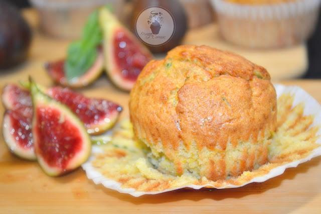 Munffins de Queso Fresco y Maiz