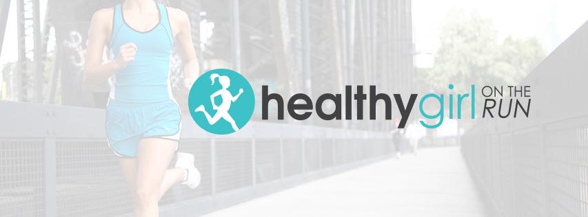 Healthy Girl on the Run