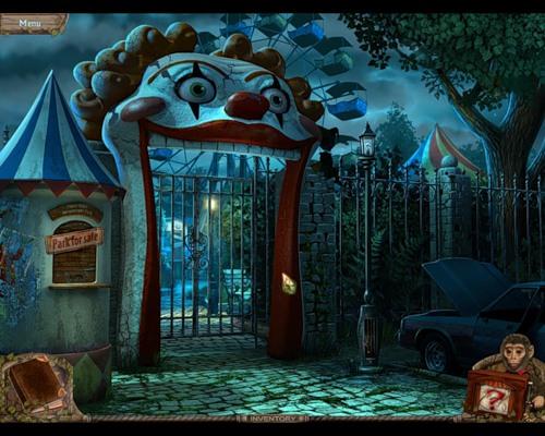 Weird Park: Broken Tune Collector's Edition screenshot 4