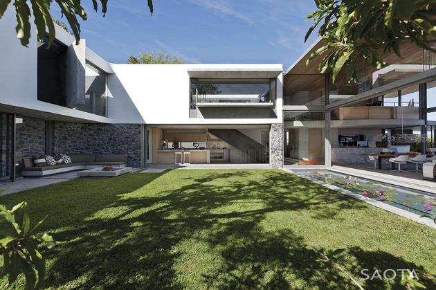 Desain Rumah Dengan Taman Yang Luas Rumah Dijual Rumah Minimalis