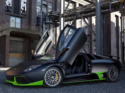2011 EDO Lamborghini Murcielago LP750
