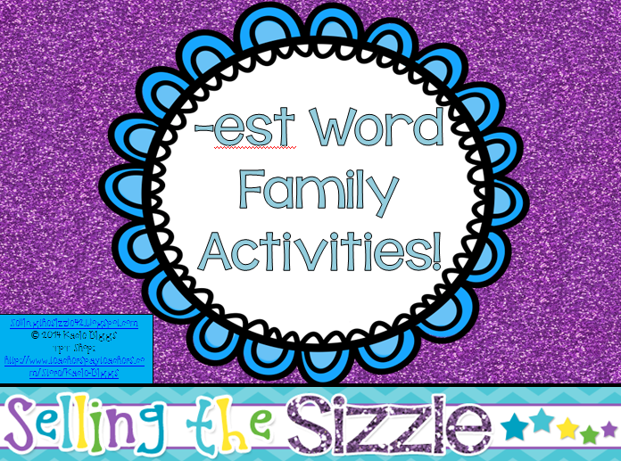 http://www.teacherspayteachers.com/Product/-est-Word-Family-Activities-1221005