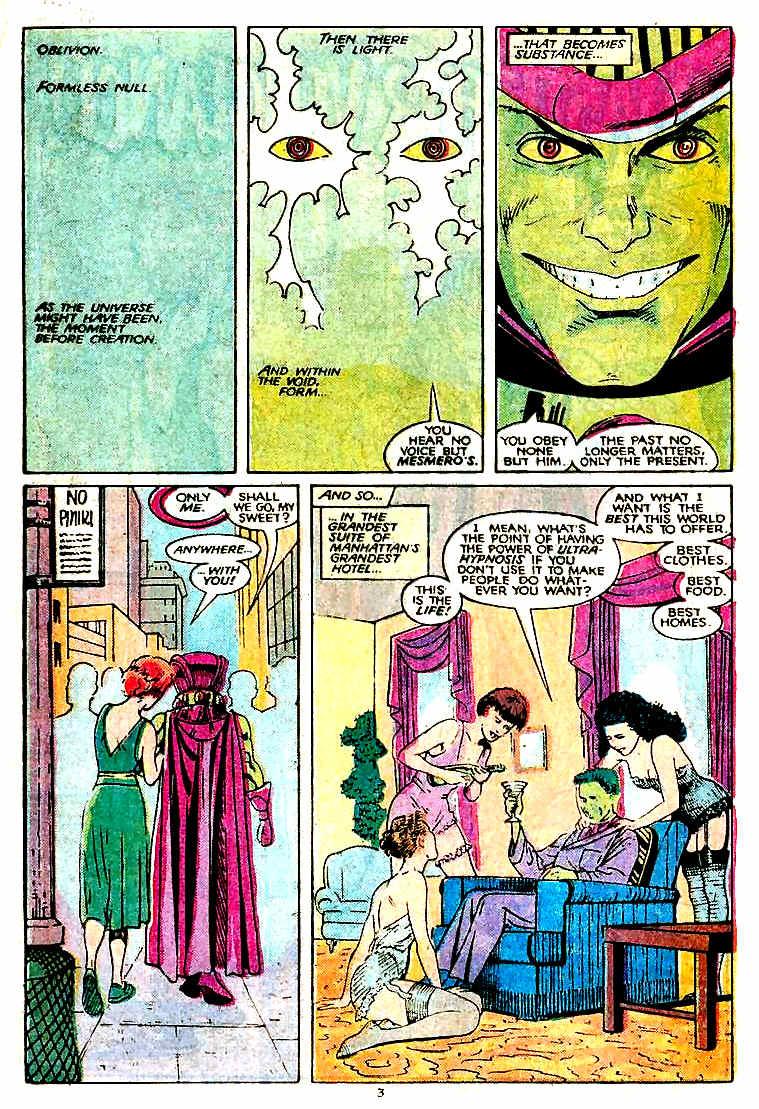 Comics women being hypnotized