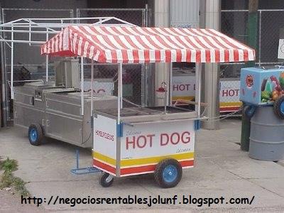 Hod Dog carrito