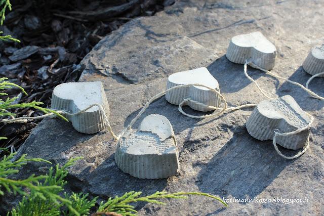 betonisydämet