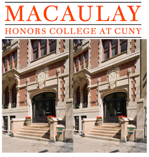 "macaulay honors college ranking Welcome to the macaulay honors college at hunter college ""choosing to attend the macaulay honors college was one of the best decisions i've ever made."