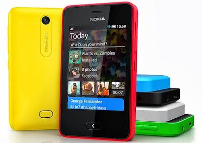 Harga HP Nokia Asha Terbaru