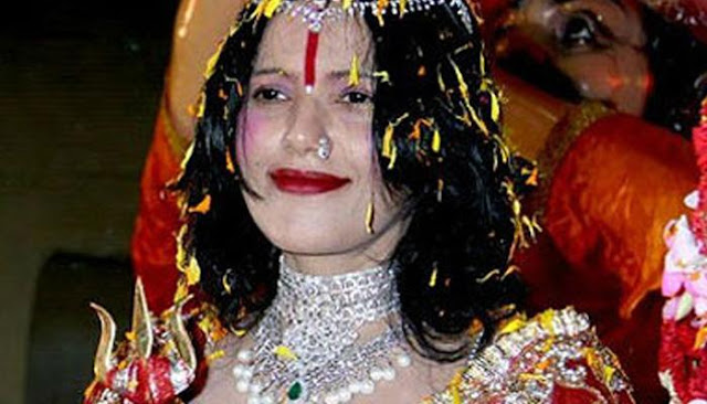 She also accuses Dolly Bindra of harassing her by screaming between her programmes and using foul language. One day Dolly Bindra made her cry so much that she considered committing suicide.   But why would Dolly Bindra do all that - because she wanted to become Radhe Maa herself, says the Controversial god woman.