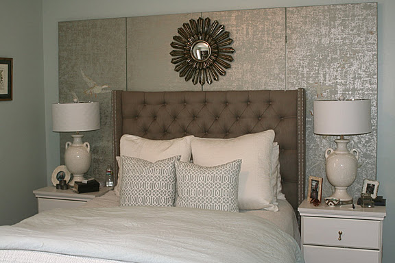 Designing home 5 ways to use a screen for Interior design window behind bed