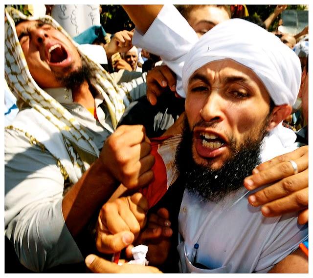 Violating the Muslim Status Quo