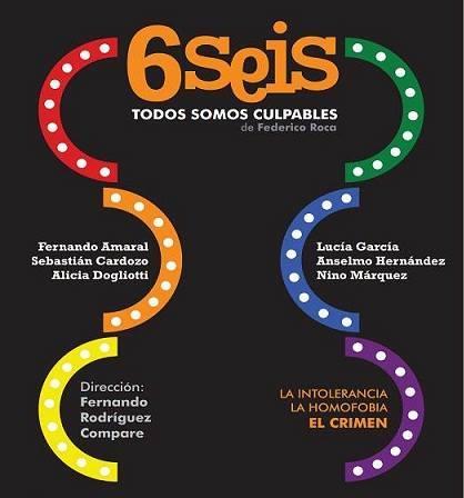 """6seis"" TODOS SOMOS CULPABLES"